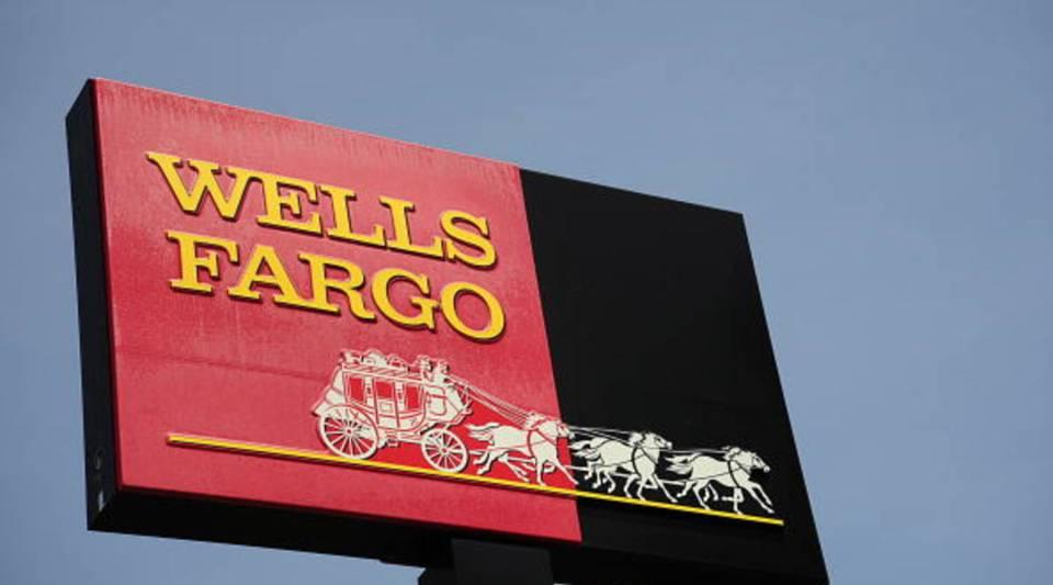 Wells Fargo banks in Woodbury, Minn.