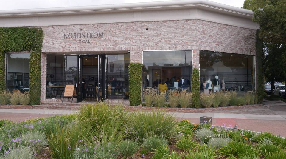 Nordstrom Local opened in Oct. on Melrose Place in West Hollywood, California.