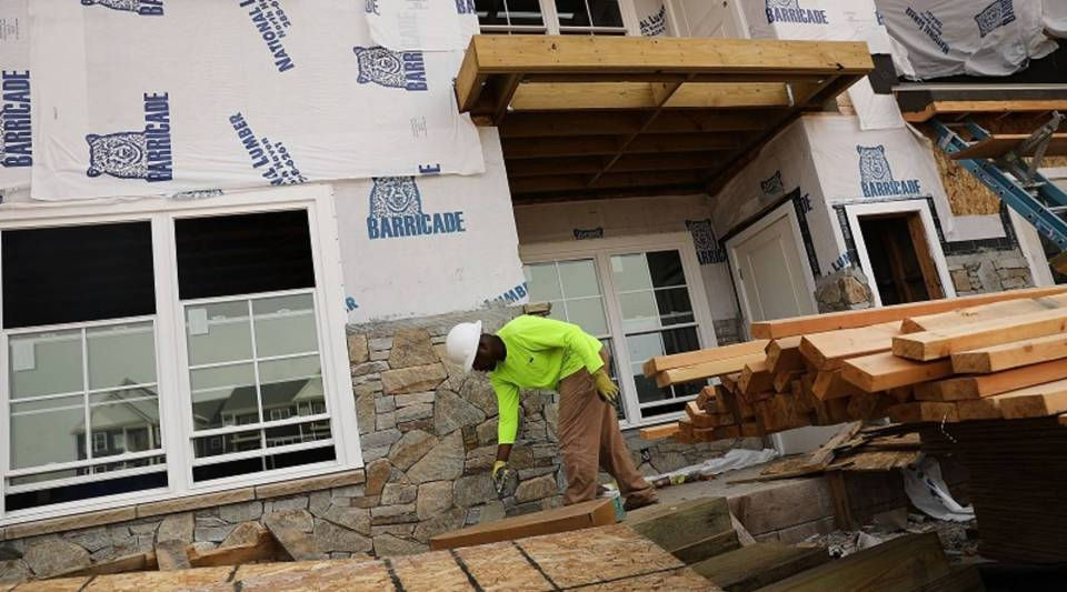 """""""A construction worker who's in a favored industry might end up with a lower tax rate as an independent contractor instead of working for a construction company,"""" says Marketplace's Kimberly Adams."""