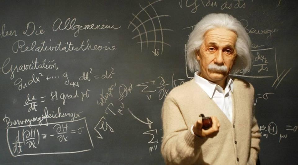 """""""Lost Einsteins"""" are a group of people, including minorities and women, who could have become successful innovators but didn't have the right opportunities to come through the innovation pipeline, says Raj Chetty, a Stanford economist. Above, a Seoul, South Korea, exhibit of physicist Albert Einstein."""
