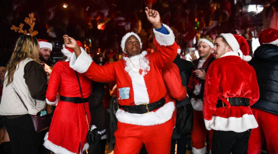 Should you let loose at the office holiday party?