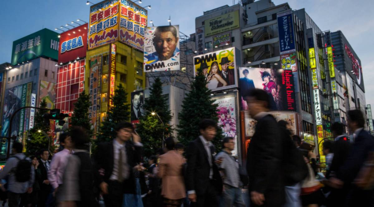 Japanese economy contracts at fastest rate in six years - Marketplace