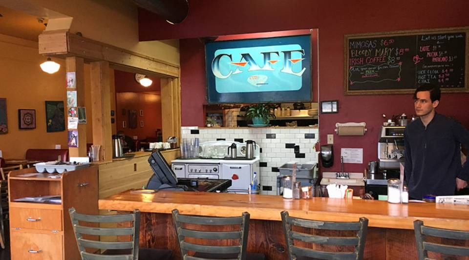 In an increasingly tight labor market, Cup & Saucer Cafe in Portland, Oregon, is always looking to hire new wait staff. The manager of this location — one of three in the city — said skilled short-order cooks are in especially short supply these days.
