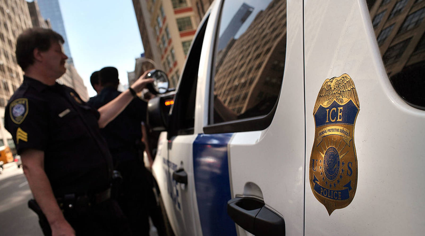 Federal immigration agents say there will be more workplace raids