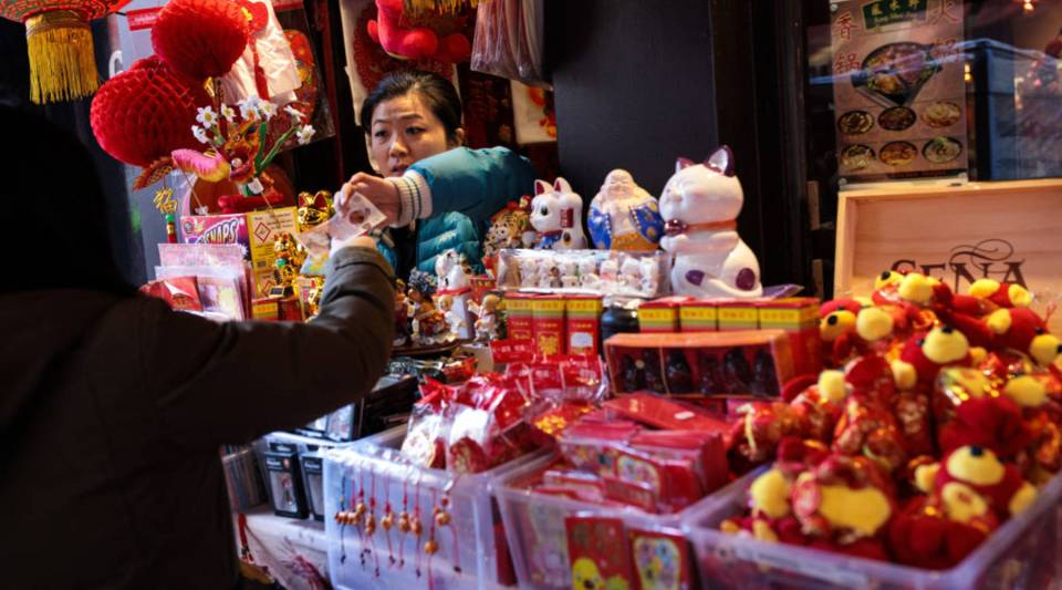 The Year of the Dog was celebrated by millions of Chinese people around the world on Feb. 16.