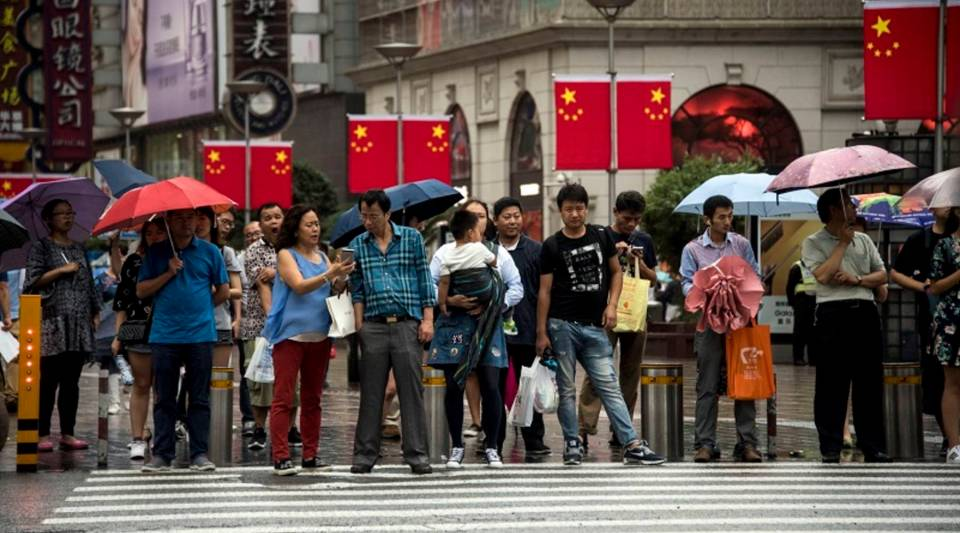 In Shanghai, jaywalking could be recorded on your social credit file, along with refusing to visit elderly parents or not sorting your garbage into the appropriate bins.