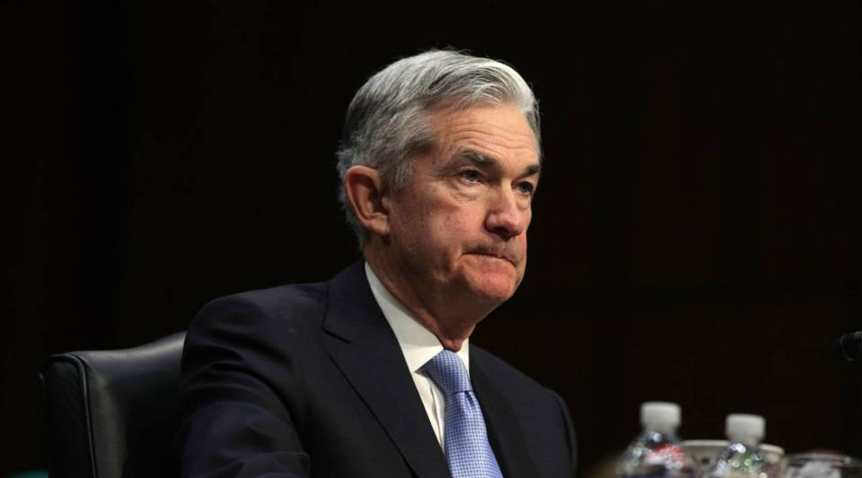 Jerome Powell, Trump's nominee for chair of the Federal Reserve, testifies during his confirmation hearing before the Senate Banking, Housing and Urban Affairs Committee on Nov. 28, 2017 on Capitol Hill in Washington, D.C.
