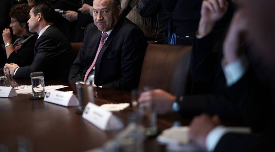 White House economic adviser Gary Cohn resigned after opposing President Donald Trump's decision to impose steel and aluminum tariffs.