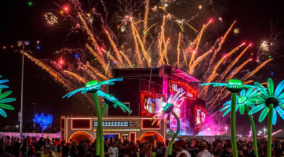 In this handout photo provided by Insomniac, the 4th Annual Electric Daisy Carnival (EDC), New York returns to MetLife Stadium Memorial Day weekend, May 23-24, 2015.