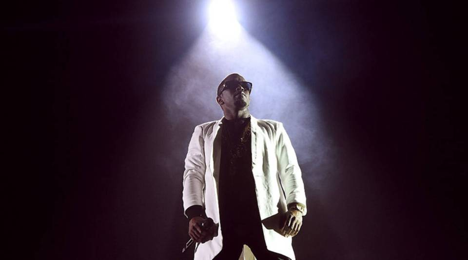 "Sean ""Diddy"" Combs performs onstage during the Bad Boy Family Reunion Tour at The Forum on Oct. 4, 2016, in Inglewood, California."