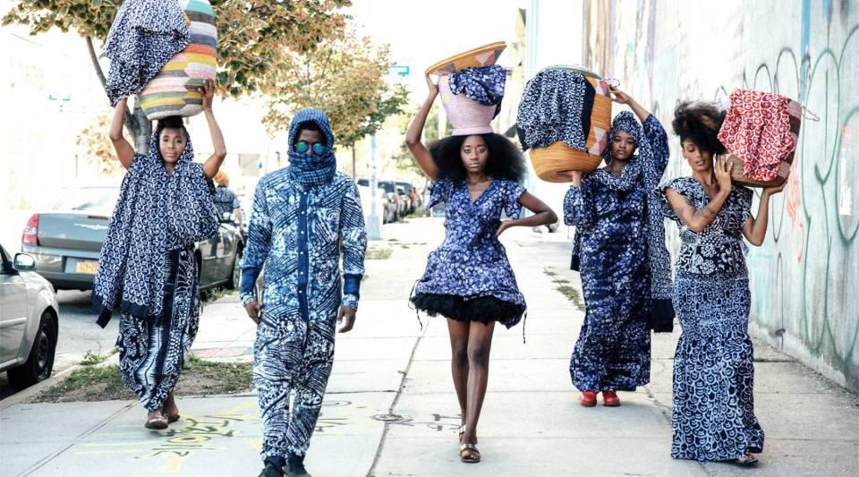 WowWow by Wunmi showcases modern African fashion designed by Wunmi Olaiya.