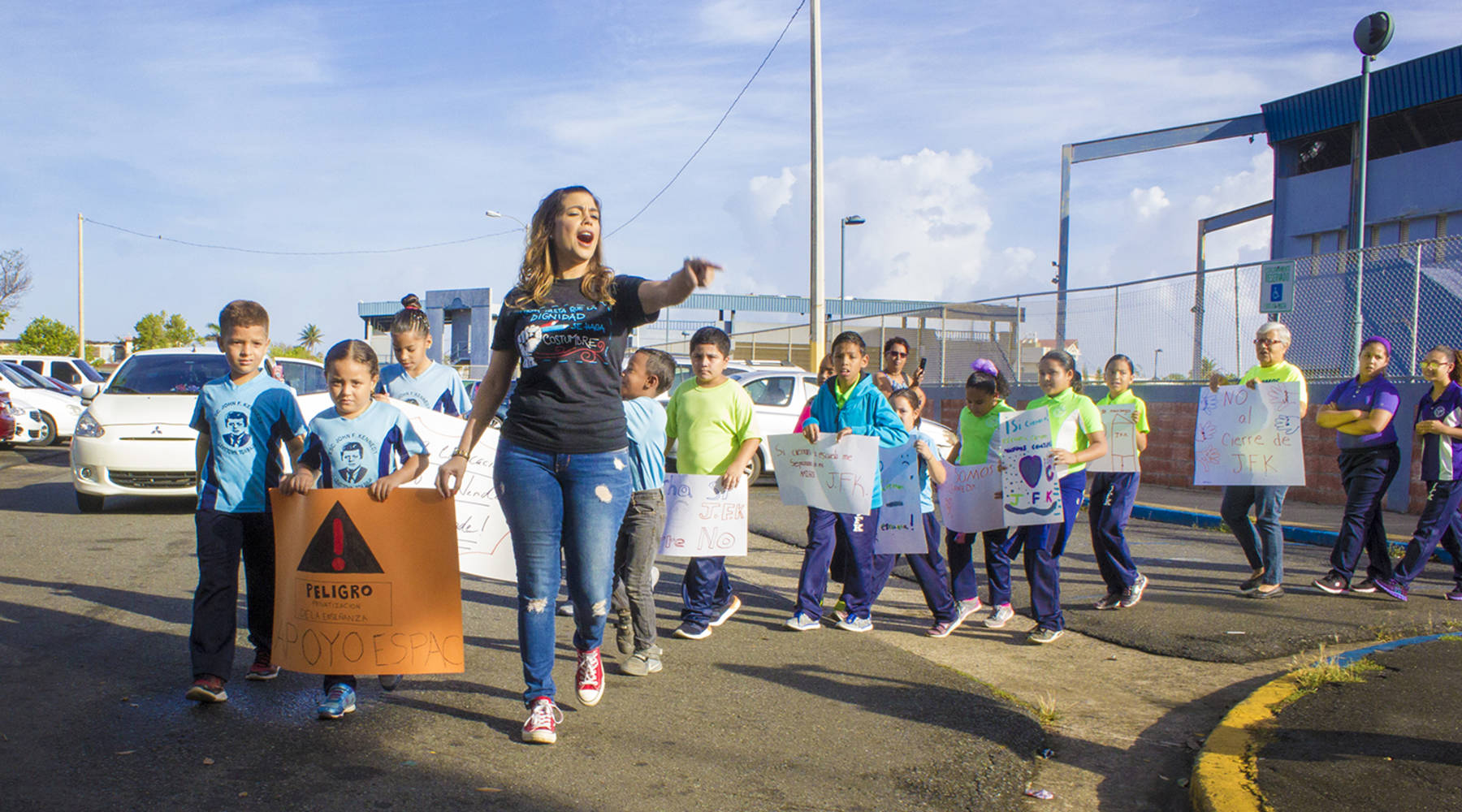 Puerto Rico's school system braces for change: closures and