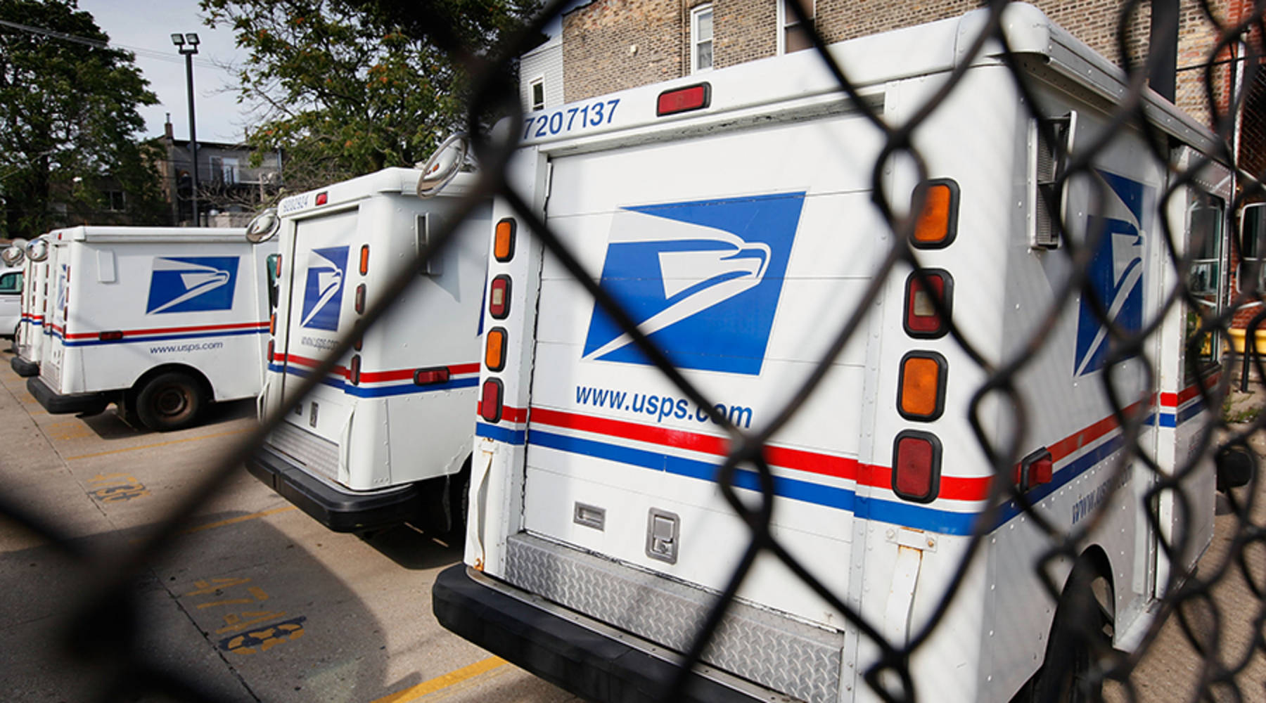 The post office may be losing money, but Amazon is not to