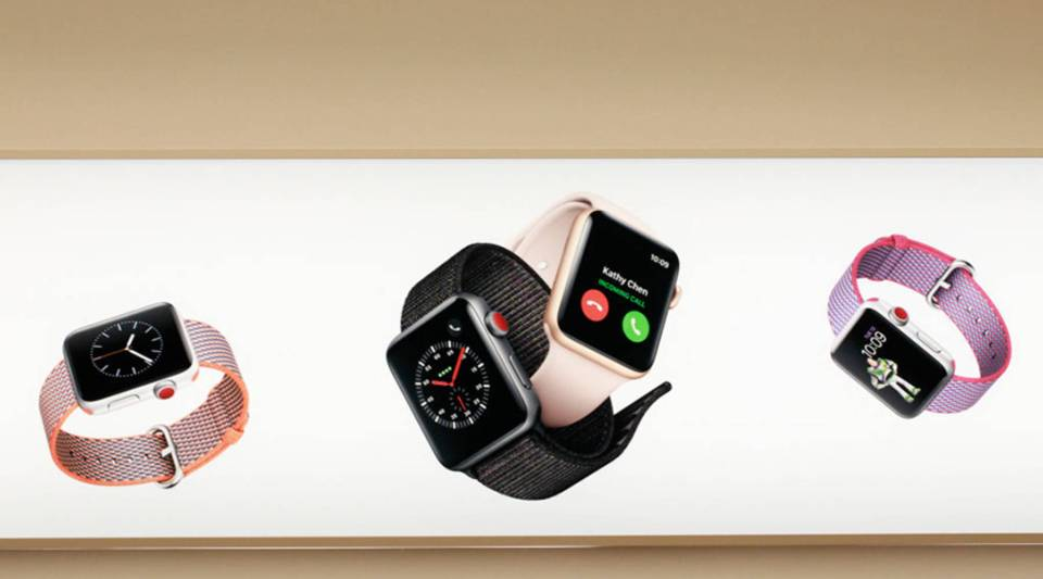 Apple Watches are one example of  tech wearables.