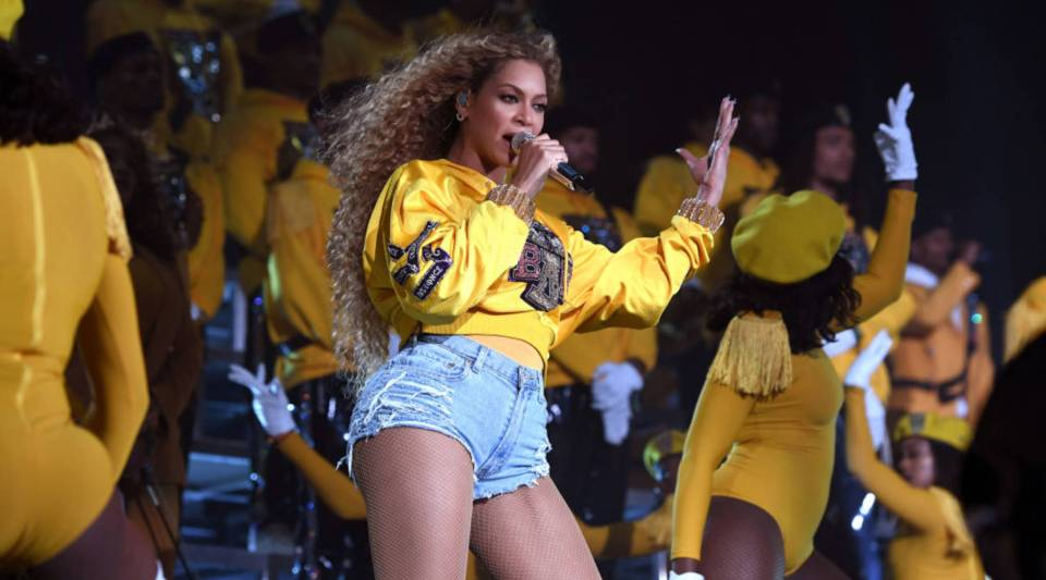 """""""Beyoncé opened up a whole can of blackness to the world,"""" at Coachella, writer Danielle Young says."""