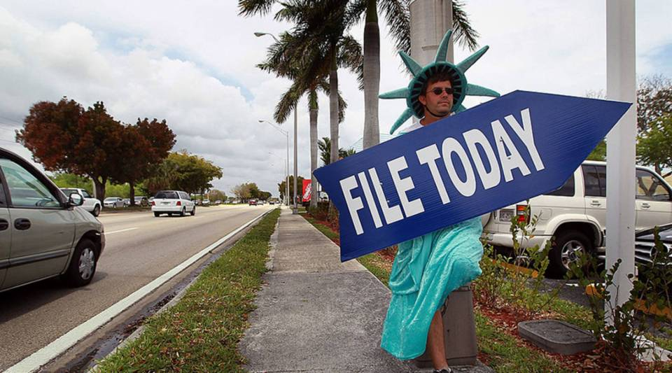 The deadline for filing taxes is approaching, but some people are already thinking the 2018 tax year.