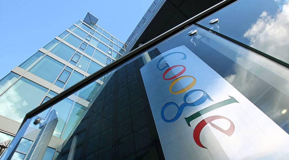 Google's European headquarters in Dublin in 2010.