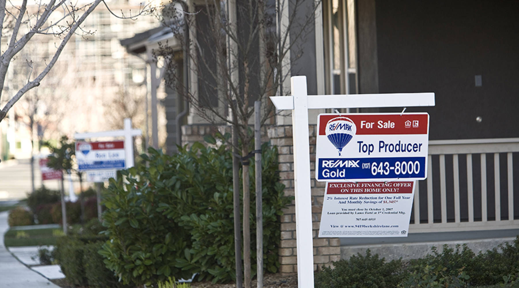 Who controls the data that fuels real estate deals? - Marketplace
