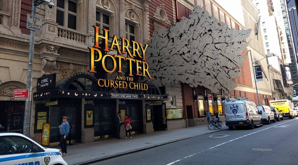 """Harry Potter and the Cursed Child' is one of Broadway's blockbuster hits."