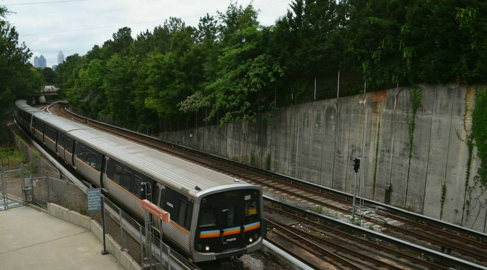 Atlanta area leaders want to change the brand of transit locally. The name of the city's longtime transit agency, MARTA, has baggage.