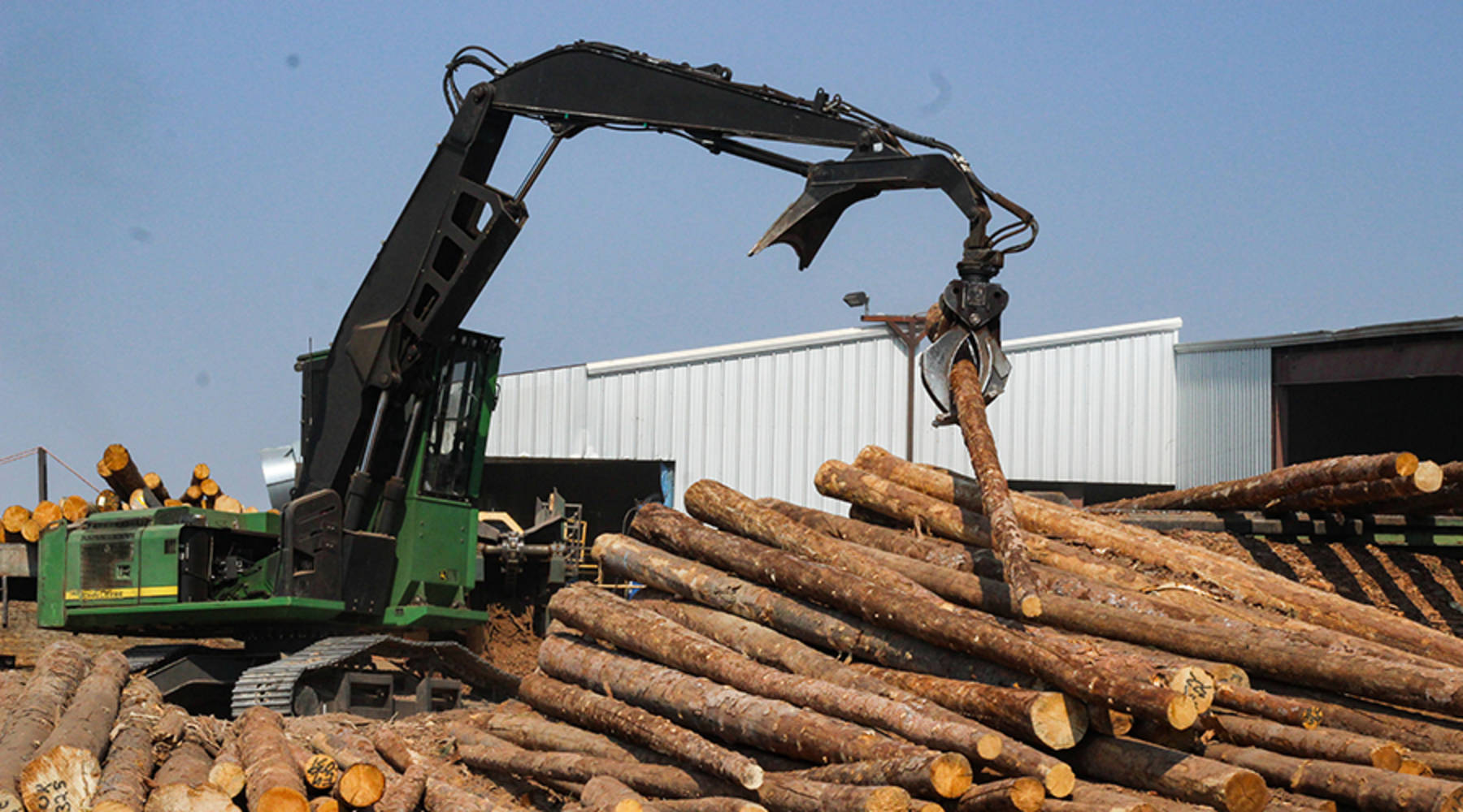 Lumber trade dispute and tariffs boost U S  wood products