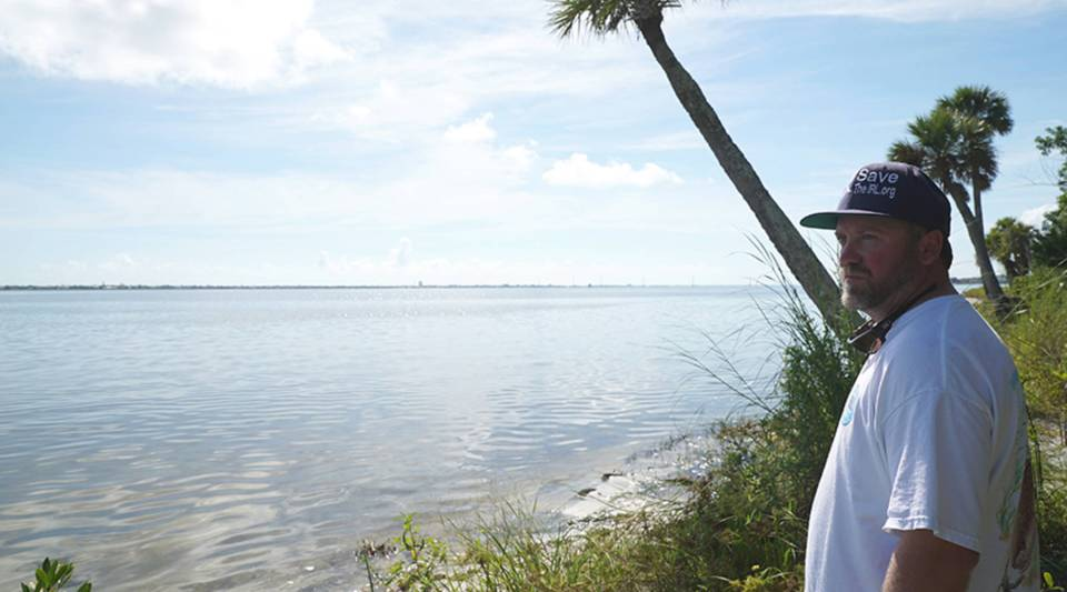 Stephen Sharkey, who works for the Marine Resources Council, says the Indian River Lagoon had, at one point, the most biodiverse ecosystem in North America.