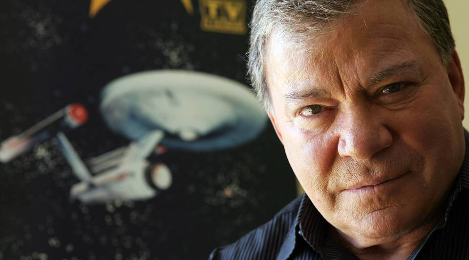 "William Shatner is currently promoting three projects: ""Why Not Me?"" a country music album; ""Shatner Claus,"" a Christmas album; and a book, ""Live Long and ... : What I Learned Along the Way."""