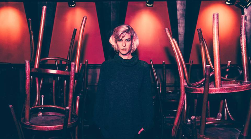 Dessa is a touring musician and a member of the Minneapolis based hip-hop collective Doomtree.
