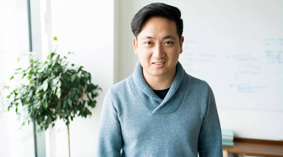 Tim Chen, the CEO and co-founder of NerdWallet, said the company started as a spreadsheet after his sister asked for help finding a credit card.