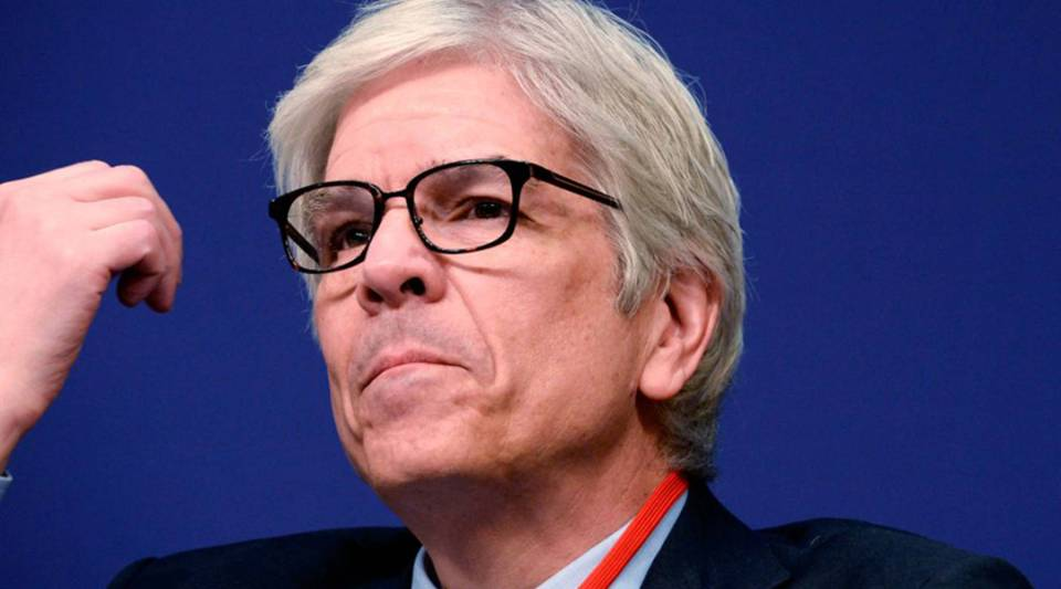 """""""I've been really disappointed that we just haven't had the kind of political environment where we can think about speeding up technological progress,"""" Paul Romer said Monday."""