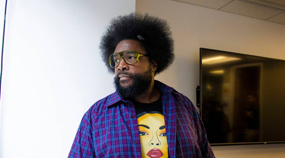 """In my mind, it's always, this could end tomorrow. So don't ever sleep,"" Questlove says."