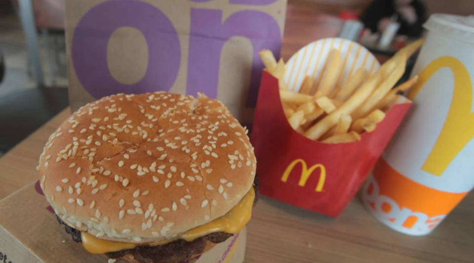 """Some of McDonald's former franchise rules could be considered a form of """"monopsony power."""""""