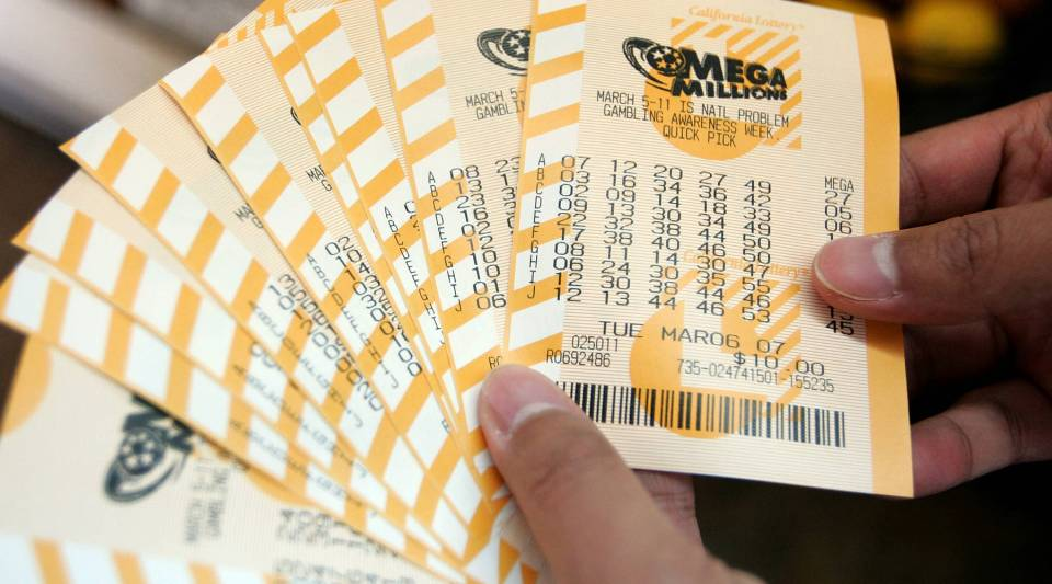 The Mega Millions lottery has soared to more than $1 billion dollars.