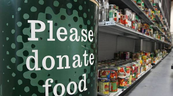 Trade war means more donations to food banks - Marketplace