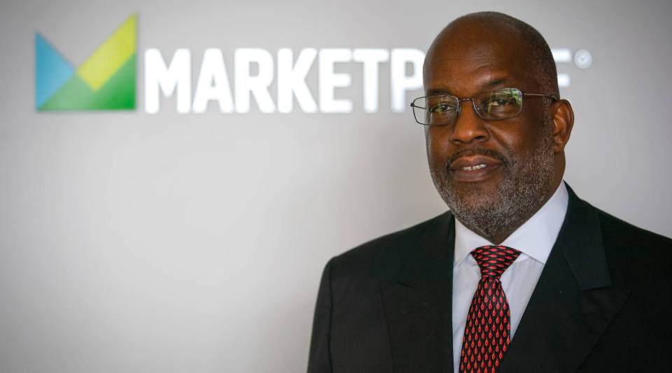 """""""The thing that fascinates me still about hospitals is that you have the whole continuum of life going on inside of the four walls of a hospital,"""" says Bernard Tyson, Kaiser Permanente CEO."""