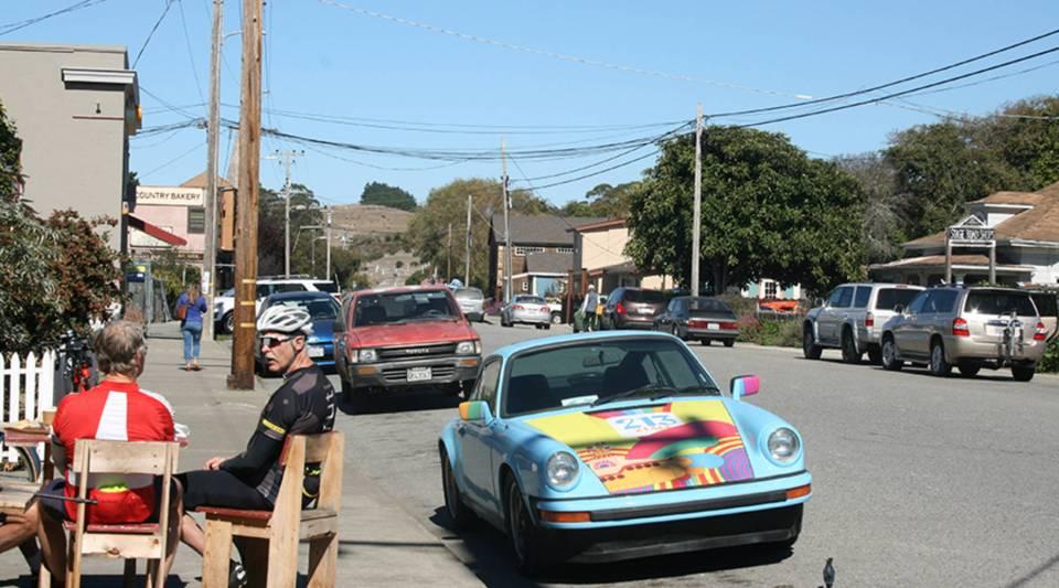 Pescadero, California, population around 1,700, is a popular tourist destination for wealthy Silicon Valley tech executives.