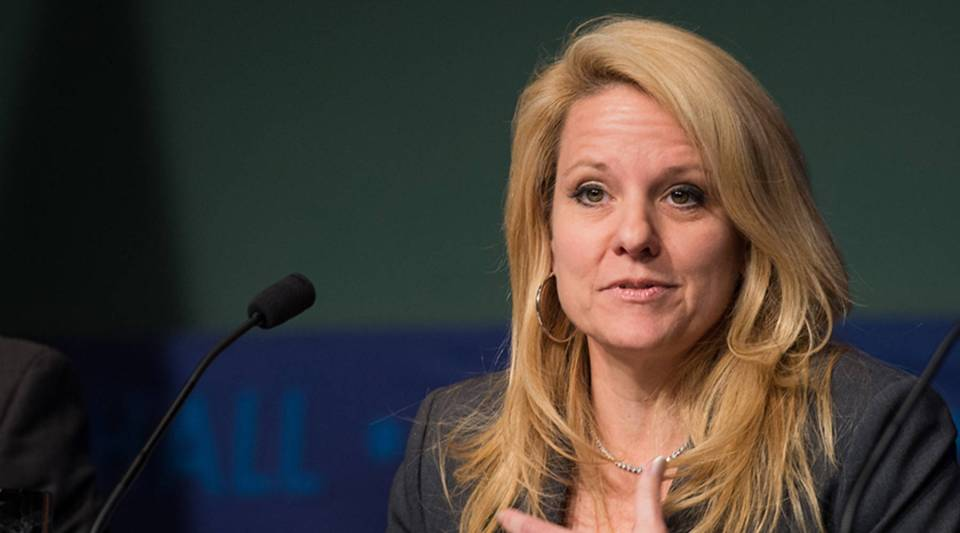 As SpaceX's chief operating officer, Gwynne Shotwell leads the company day to day.