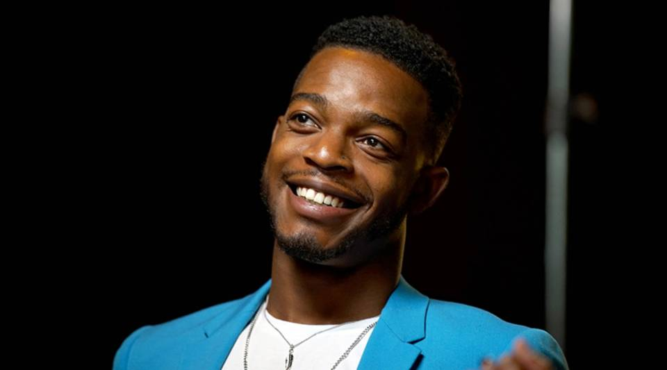 "Stephan James speaks about ""If Beale Street Could Talk"" at Essence Festival on July 6, 2018 in New Orleans, Louisiana."