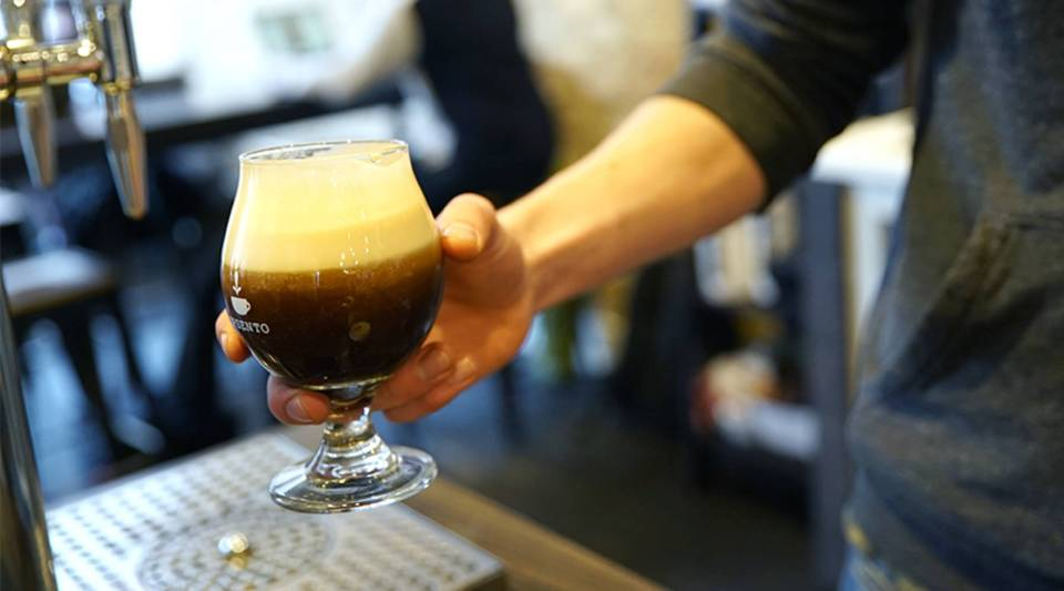 Cold brew sales surged more than 500% from 2011 to 2016, according to the National Coffee Association.