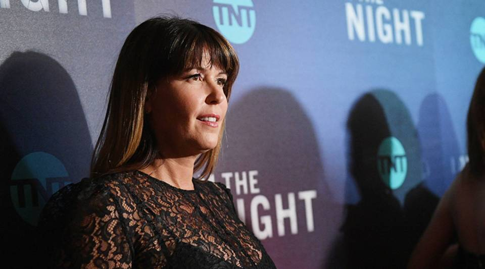 """Patty Jenkins attends the """"I Am the Night"""" premiere at Metrograph on Jan. 22, 2019, in New York City."""