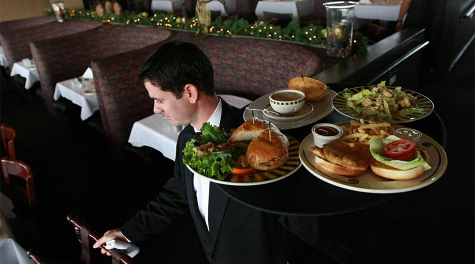 Restaurants, which often operate on single digit margins, are feeling a decrease in business due to the government shutdown.