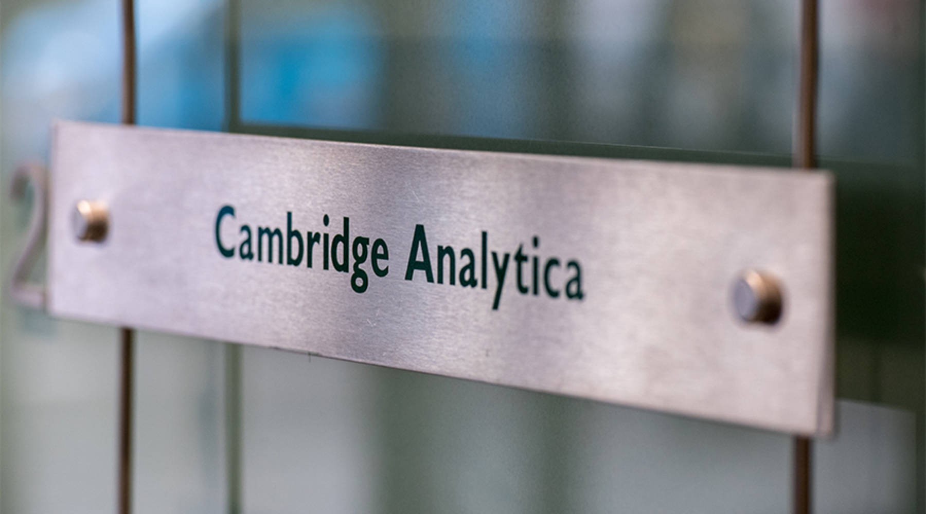 It's 2020. And the Cambridge Analytica story? It's growing …