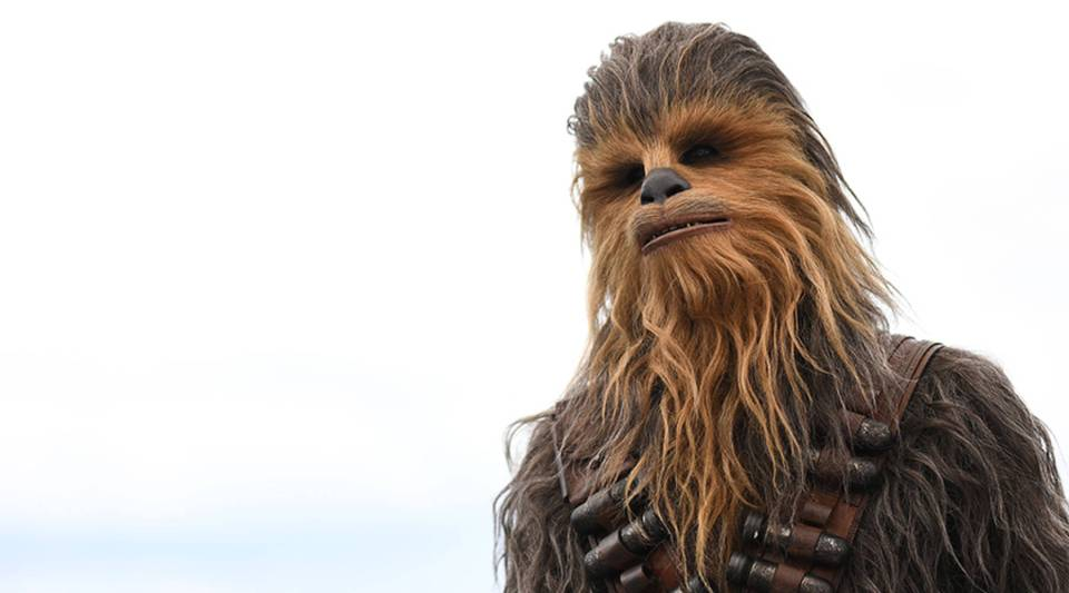 """Movies today have increasingly complex visual effects, like """"Star Wars: The Last Jedi,"""" which credits over 20 different visual effects companies."""