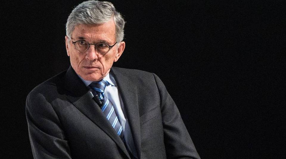 """""""If cybersecurity is one of the principal challenges that will define the remainder of the 21st century, then let's have a Manhattan Project to make sure we've got that security,"""" says former FCC Chairman Tom Wheeler."""