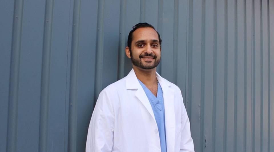 Zahir Basrai is an emergency room physician in Los Angeles.