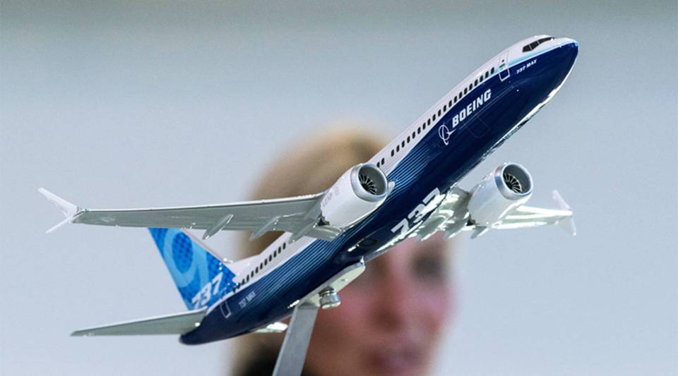 About one third of the 737 aircraft that Boeing builds are bought by Chinese customers.