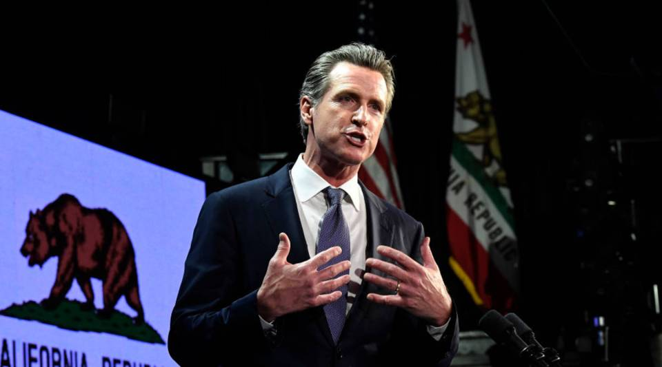 Gov. Gavin Newsom announced California does not have the $100 billion to fully build out the project.