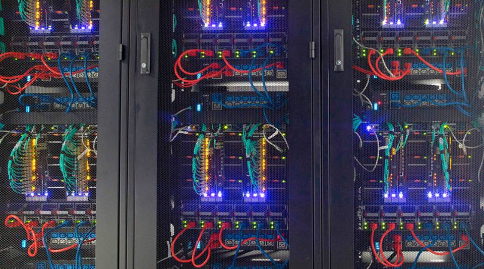 """""""Essentially, data centers are very sophisticated systems for moving air around to bring it as close as possible to the [computer] servers and keep them cool,"""" says Rich Miller, the founder and editor of Data Center Frontier, a news site that covers cloud computing."""