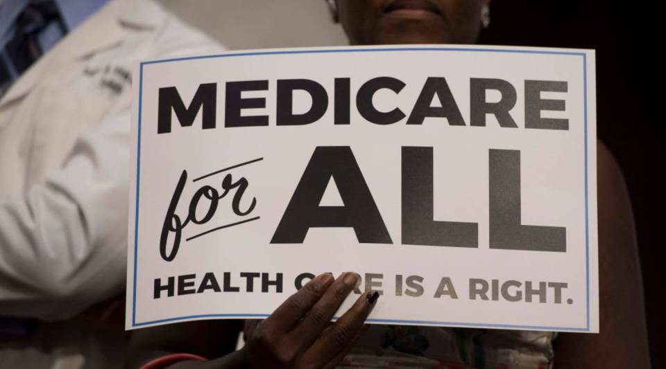 """Patients may like the sound of """"Medicare-for-all,"""" but for many of the hospitals and doctors who would treat them, it's a nonstarter."""