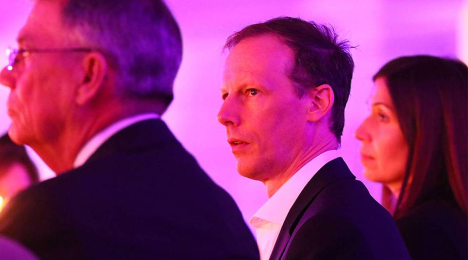 Square co-founder Jim McKelvey is at the helm of Invisibly.
